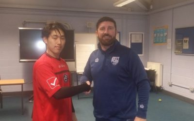 Showcase Success – Ben Signs For Radcliffe!