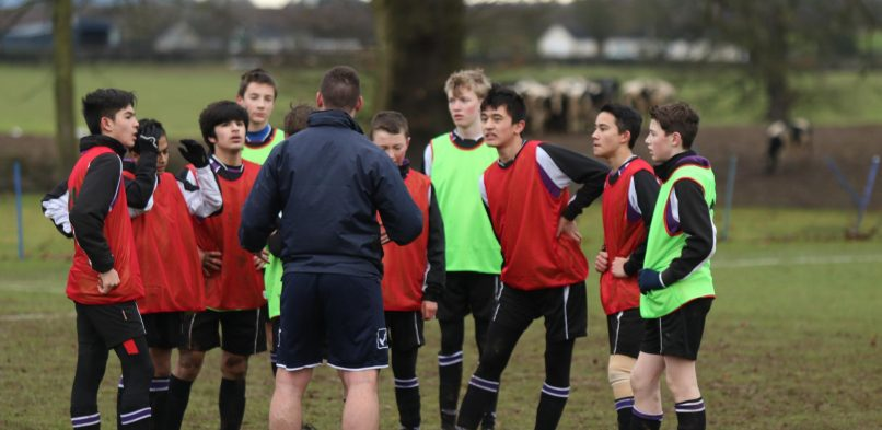 IH Manchester Football Academy at Ellesmere College Hosts Showcase Day