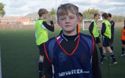 More Success! Will training with Crewe Alexandra FC