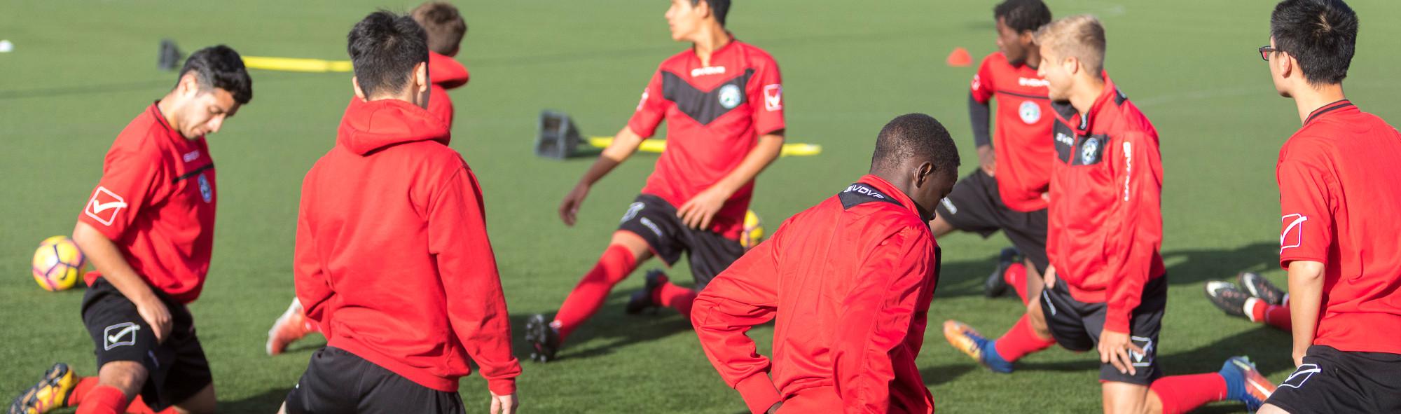 edukick madrid spain football academy overview