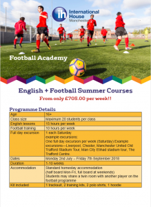 summer football brochure front