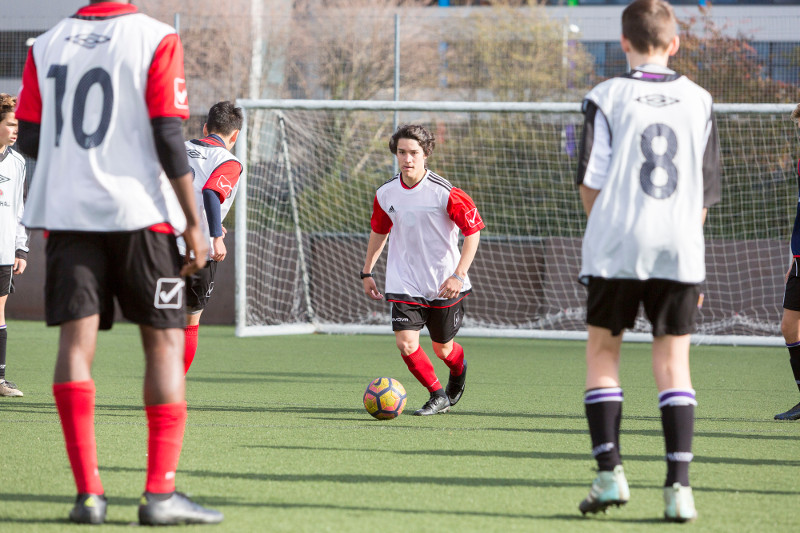IHM Football Academy Launch New Talent I.D. Summer Camp