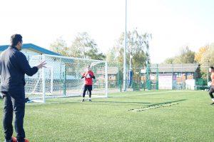 IHM Football Academy Guest Coach - Roberto Navajas