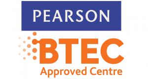 Pearson BTEC badge