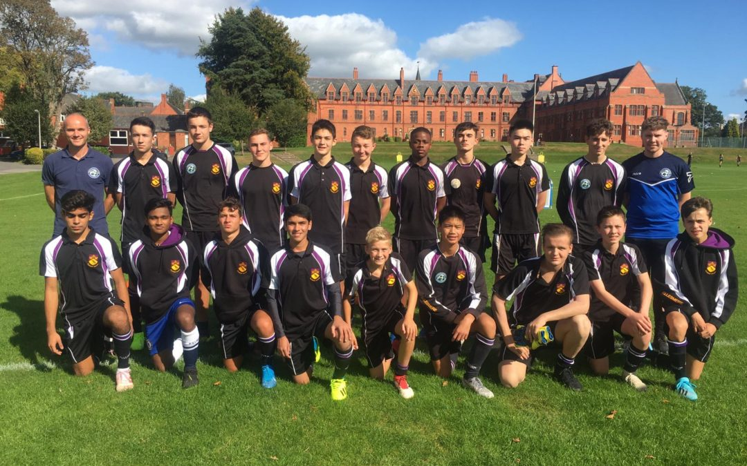 Another Home League Win For IHM at Ellesmere