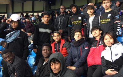 Champions League Football at the Etihad Stadium – Man City 5-1 Atalanta