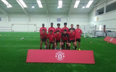 IHM Manchester Squad Visit The Cliff