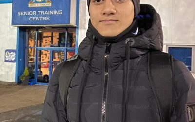 Aykhan Trials With Blackburn Rovers FC