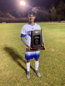 Saranga's U.S. University Soccer Success!