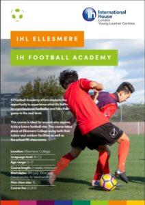 Cover of IH Ellesmere brochure