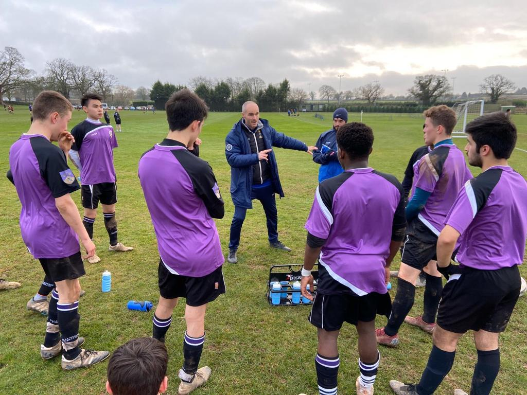 IHM at Ellesmere College Are Back To Winning Ways