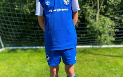 Academy Success Story – Archie Signs for Airbus