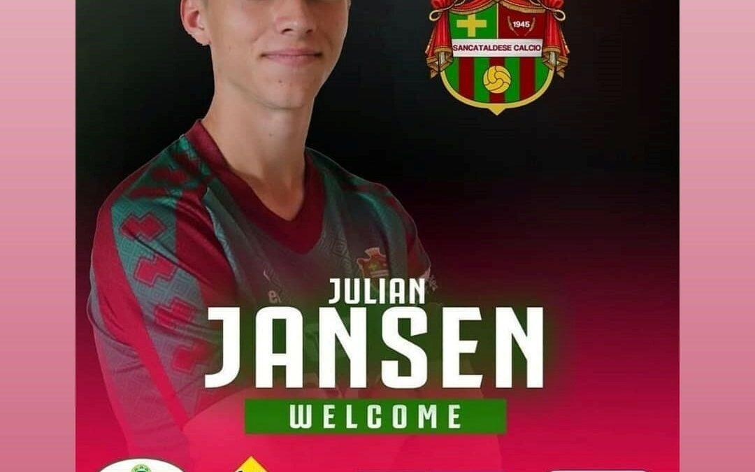 Julian Signs Pro!